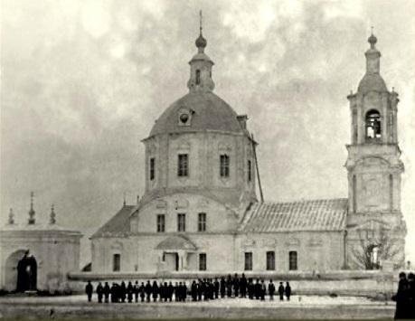 История Покровской церкви станицы Иловлинской